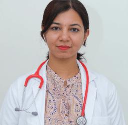 Dr. G. Manisha Reddy-Paediatric Surgeon