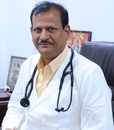 Dr. Vishnun Rao Veerapaneni-Pulmonologist