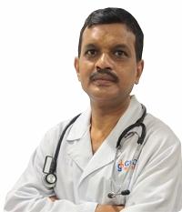 Dr. Krishna Sehkar Patri-Cardiologist