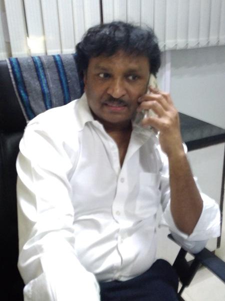 Dr. K Harinath Babu-Ophthalmologist