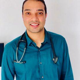 Dr. Nishant Sunkarineni-Cardiologist