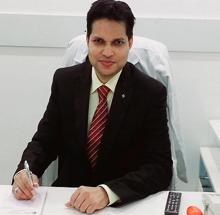 Dr. Sajid Ahmed Afzal-Ophthalmologist