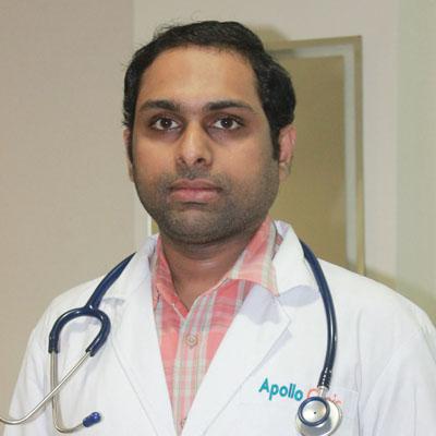 Dr. Pullela Srikar Krishna-General Physician