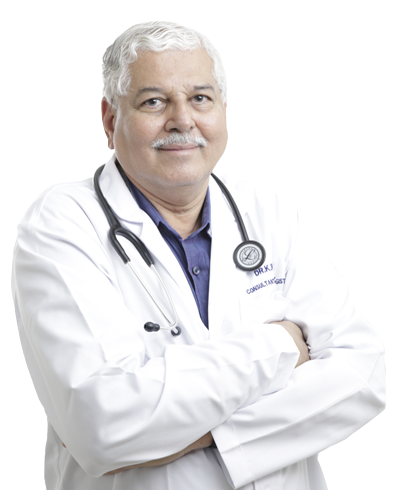 Dr.K. Raghu-Cardiologist