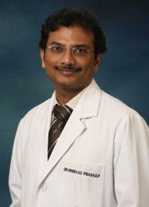Dr. Srinivas Prasad Perla-Surgical Oncologist