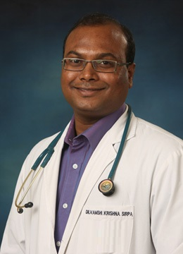 Dr. Vamshikrishna Sirpa-Paediatrician