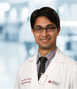 Dr. Mirza Athar Ali-Radiation Oncologist