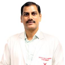 Dr KALYAN C PEDDINENI-Physiotherapist