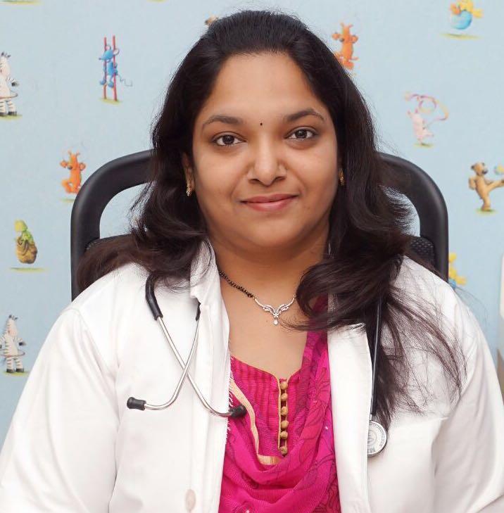 Dr. Vangallu Padmini Silpa-Gynaecologist