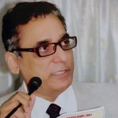 Dr. Arif Ahmed-Paediatrician
