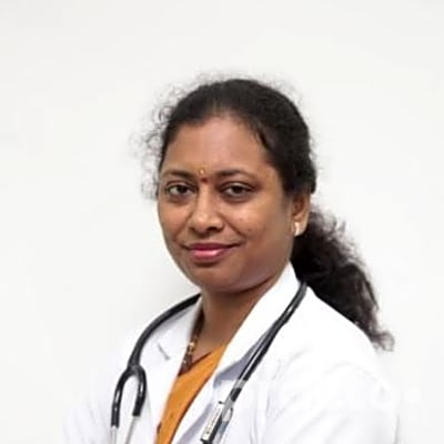 Dr. G Neerajavalli-Gynaecologist