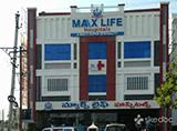 Max Life hospital - Karman Ghat