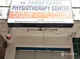 Family Clinic & Physiotherapy Center - Tarnaka, Hyderabad