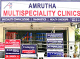 Amrutha Multispeciality Clinics - KPHB Colony, Hyderabad