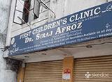 First Childrens Clinic - Yakutpura