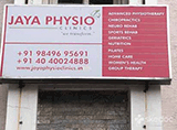 Jaya Physio Clinics - Madhapur, Hyderabad