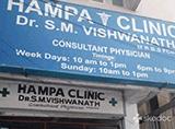Hampa Clinic - Gandhi Nagar, Hyderabad