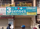 3 Senses ENT Specialty Clinic - Habsiguda